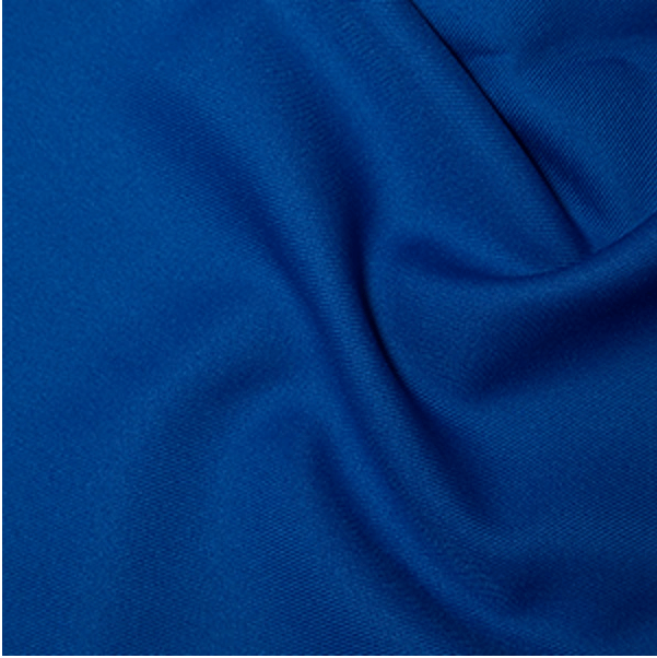 Royal Blue Polyester twill