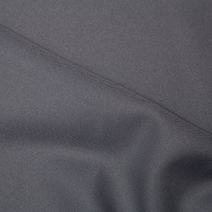 Silver Polyester Twill