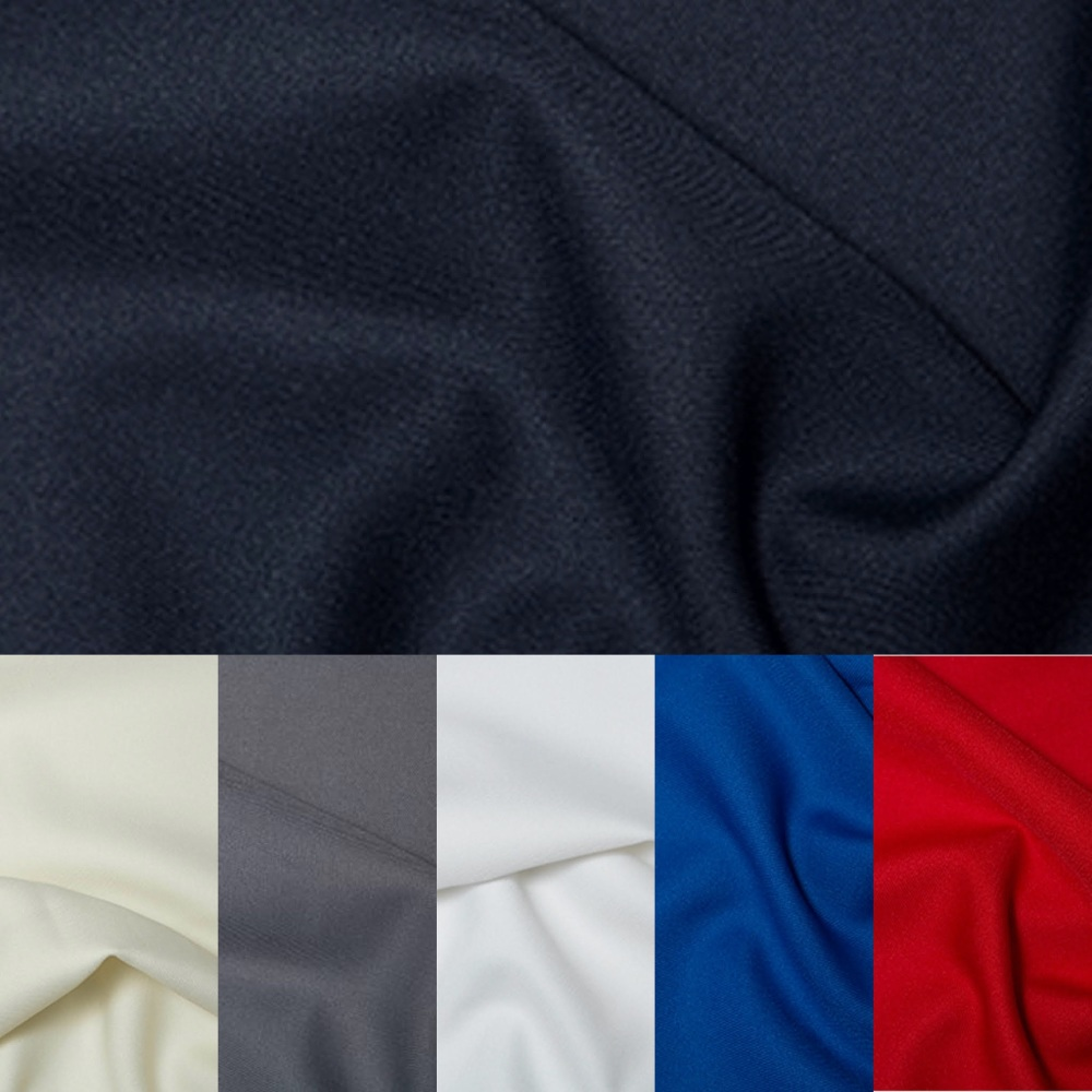 Polyester twill fabric offer 5x Half Metre