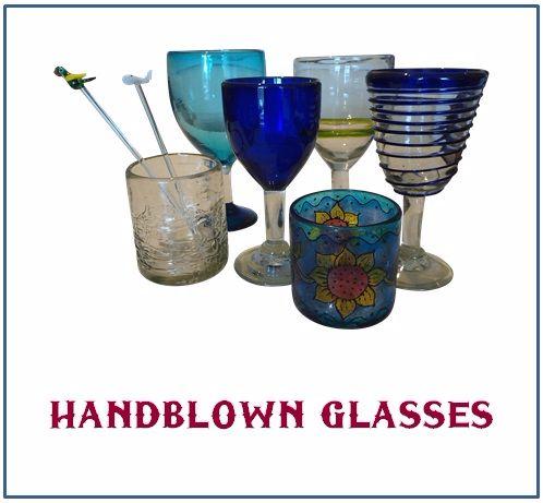 Handblown Glassware