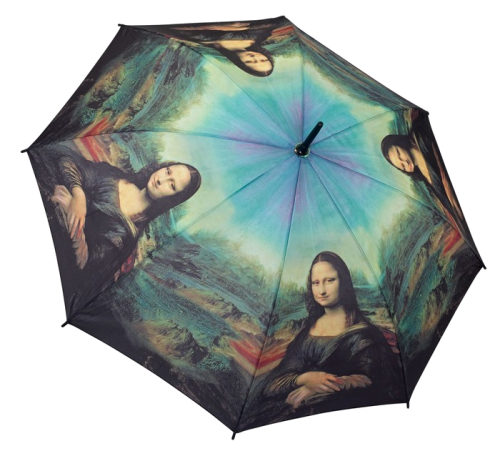 Da Vinci Mona Lisa Umbrella