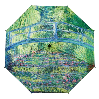 Monet Japanese Garden Umbrella