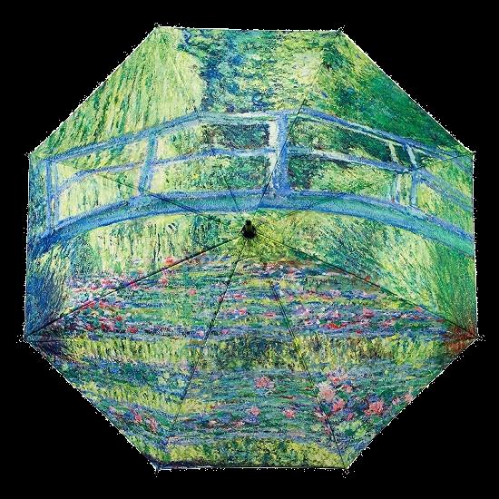 Monet Japanese Garden Umbrella