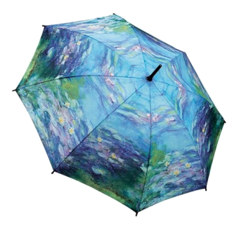 Monet Water Lillies Umbrella