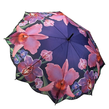Orchid Flower Umbrella