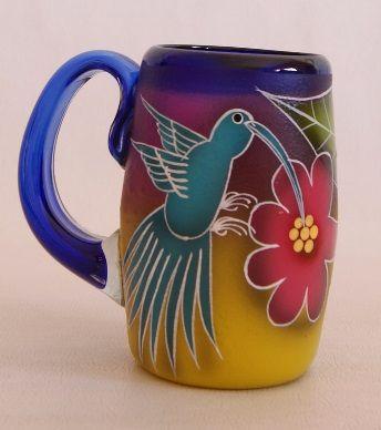 Hummingbird Beer Tankard