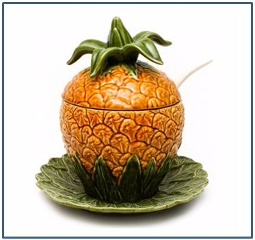 Pineapple Tureen