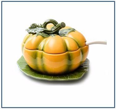 Pumpkin Squash Tureen