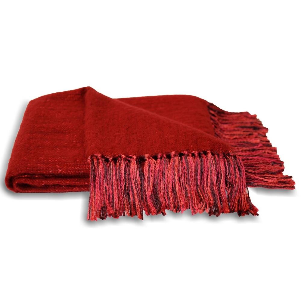 Chiltern Blanket - Red
