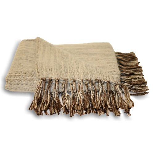 Chiltern Blanket - Brown
