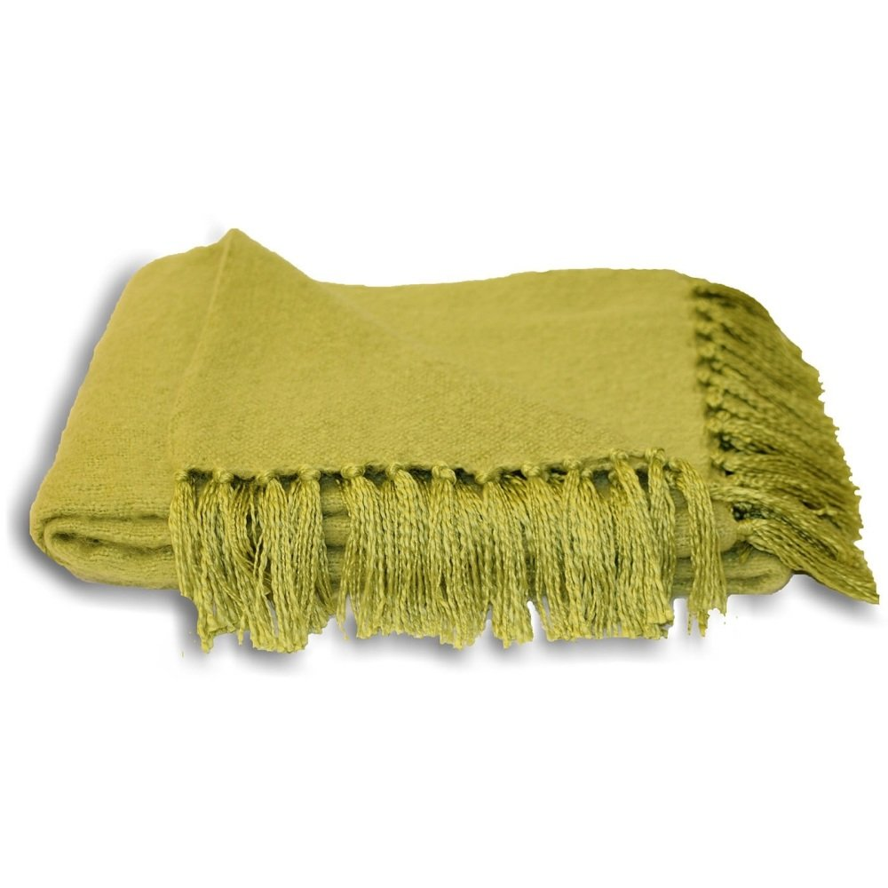 Chiltern Blanket - Lime