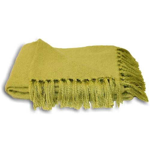Chiltern Blanket - Lime