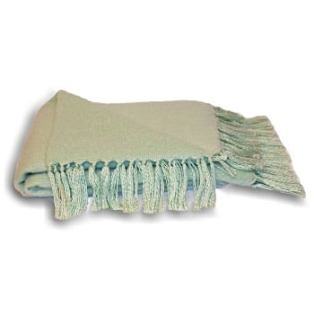 Chiltern Blanket - Mint