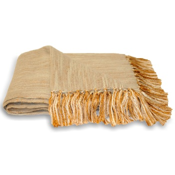 Chiltern Blanket - Natural