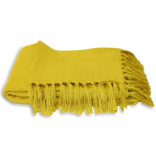 Chiltern Blanket - Ochre