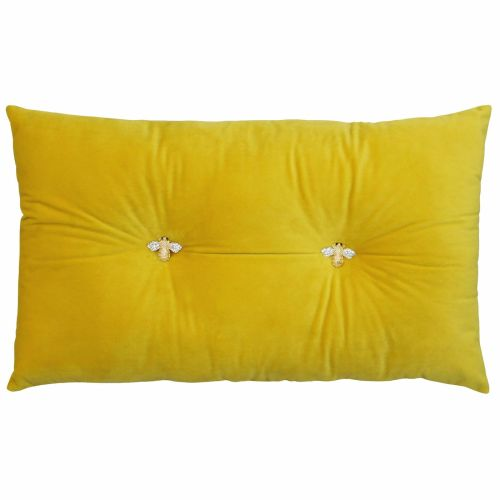 Bumble Cushion - Yellow