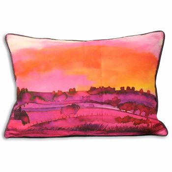 Dales Cushion - Sunset
