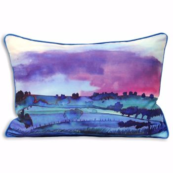 Dales Cushion - Bluebell
