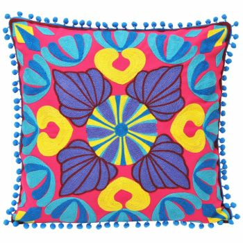 Gethsemane Cushion - Pink