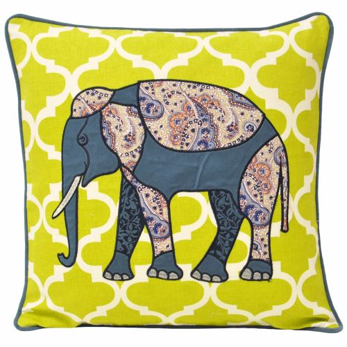 Kruger Cushion - Elephant