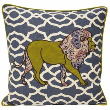 Kruger Cushion - Lion