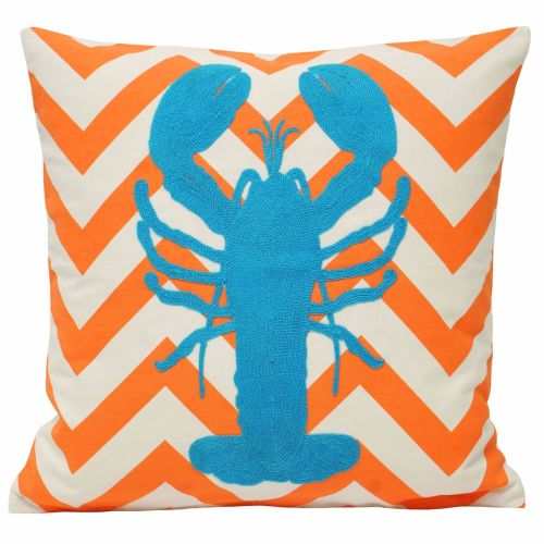 Malibu Cushion - Lobster