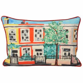 Printed Cushion - Portobello