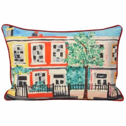 Printed Cushion - Portobello