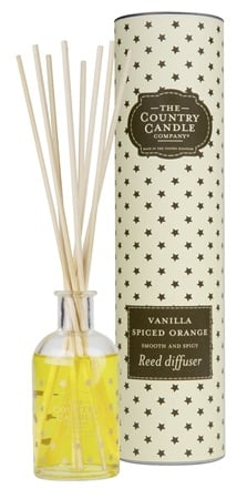 Reed Diffuser - Vanilla Spiced Orange