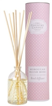 Reed Diffuser - Moroccan Blush Rose