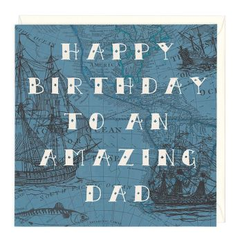 Amazing Dad Card