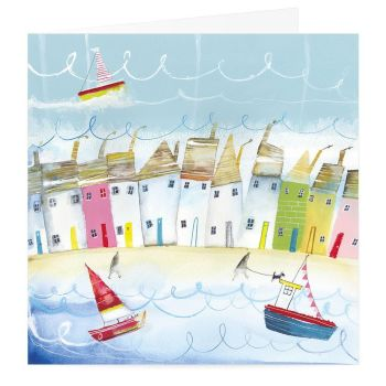 Happy Harbour Card
