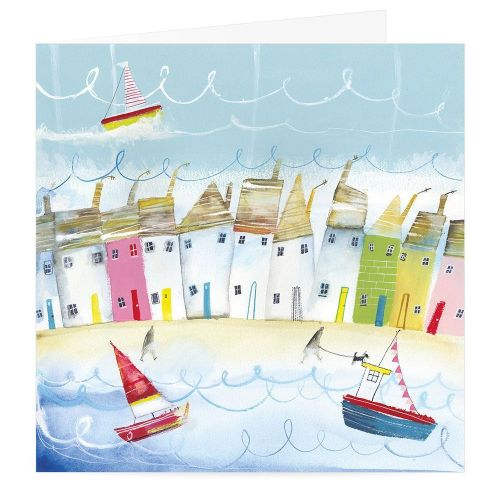 Happy Harbour Card