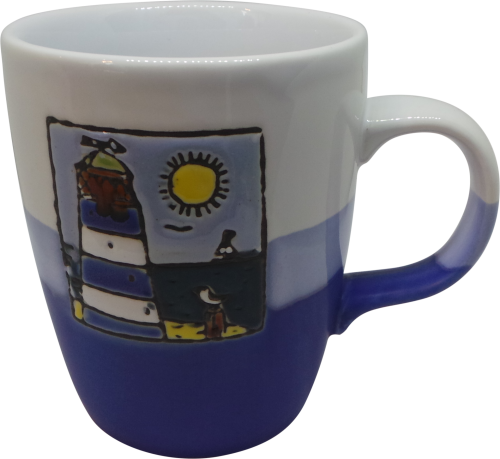 Mug 250ml - Blue Lighthouse