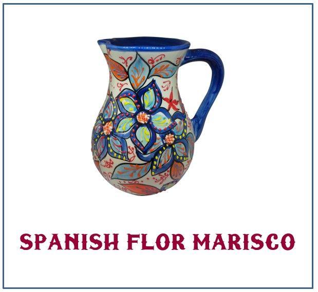 Spanish 'Flor Marisco' Range