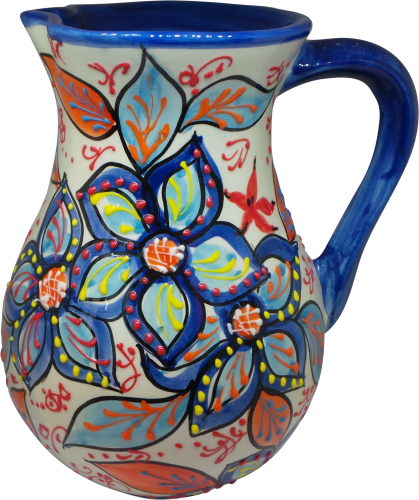 Large Jug - Flor Marisco