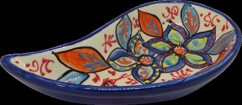 Teardrop Bowl - Flor Marisco