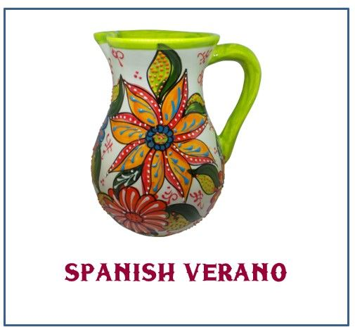 Spanish 'Summer Brights' Range