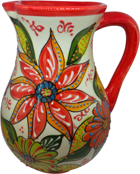 Large Jug - Verano Red