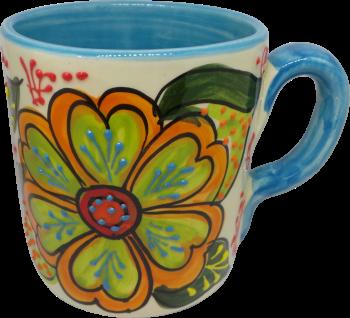 Mug  - Verano Blue