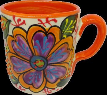 Mug  - Verano Orange