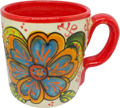 Mug  - Verano Red