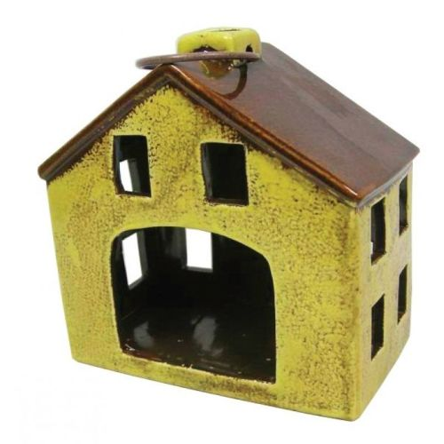 Yellow Tealight House