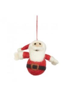 Felt Small Santa