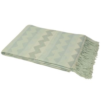 Aztec Blanket - Pistachio