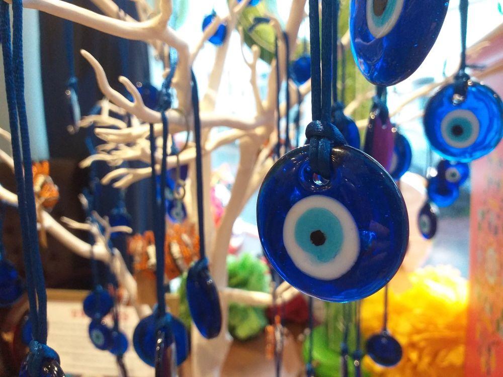 Evil Eye - 4cm