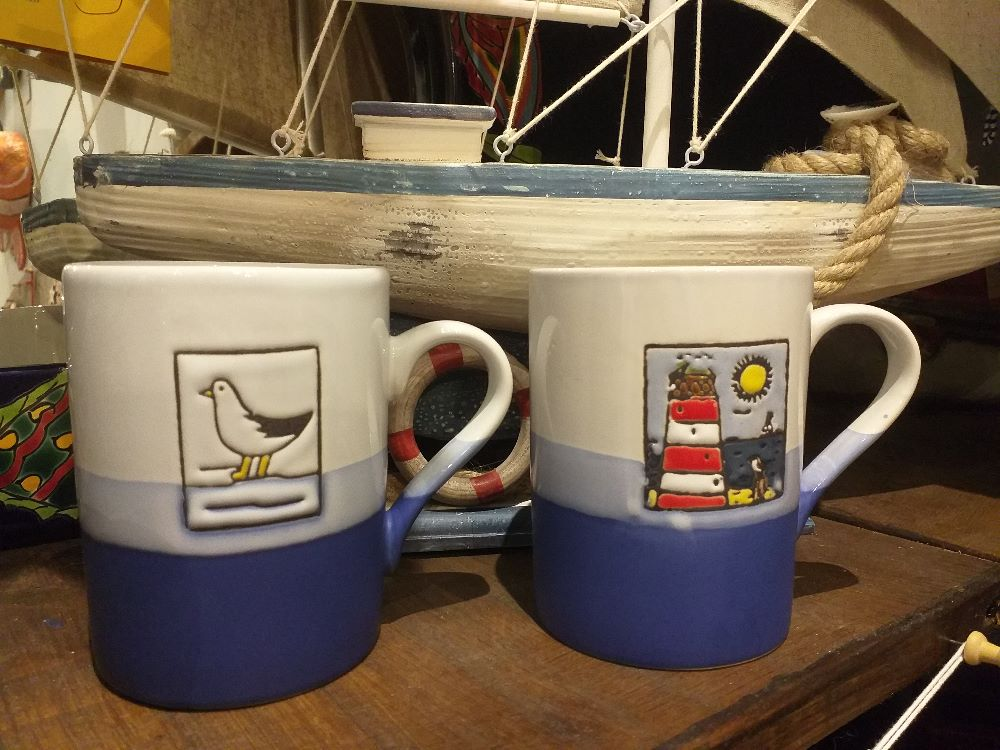 Time for Tea! Mugs and More