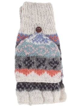 Fair Isle Mitten Gloves