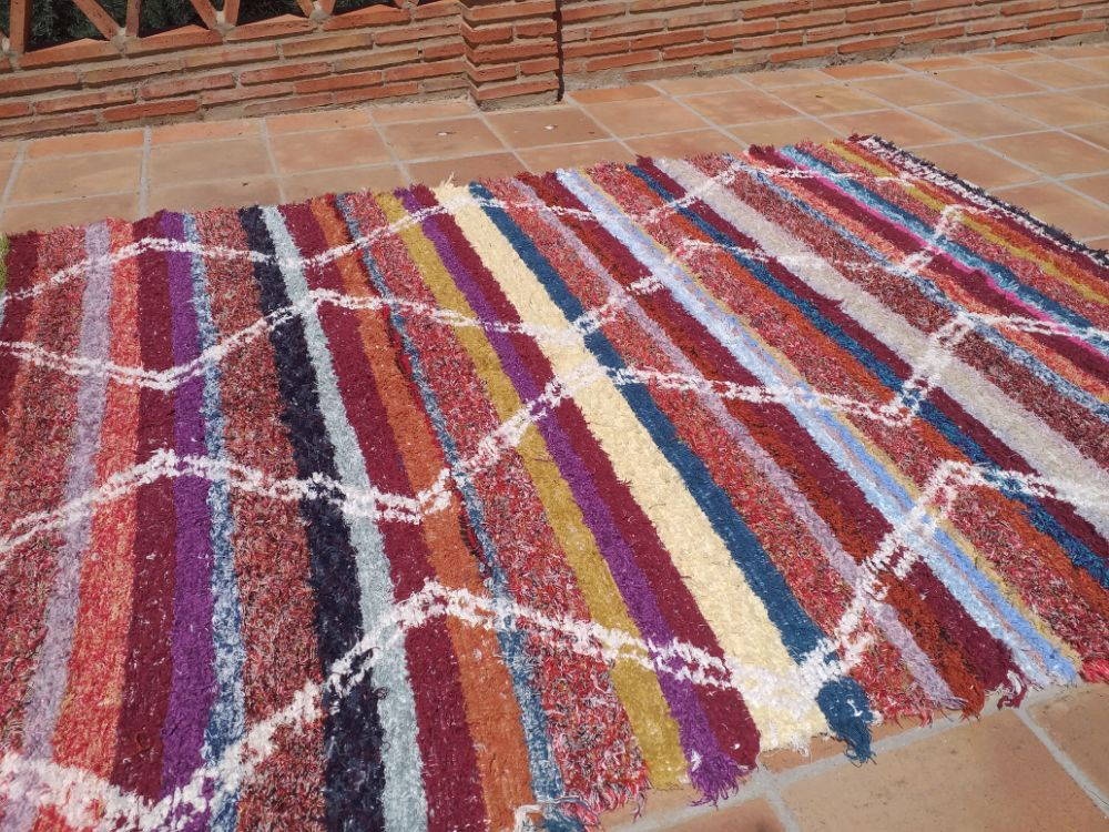Spanish Jarapa Rugs