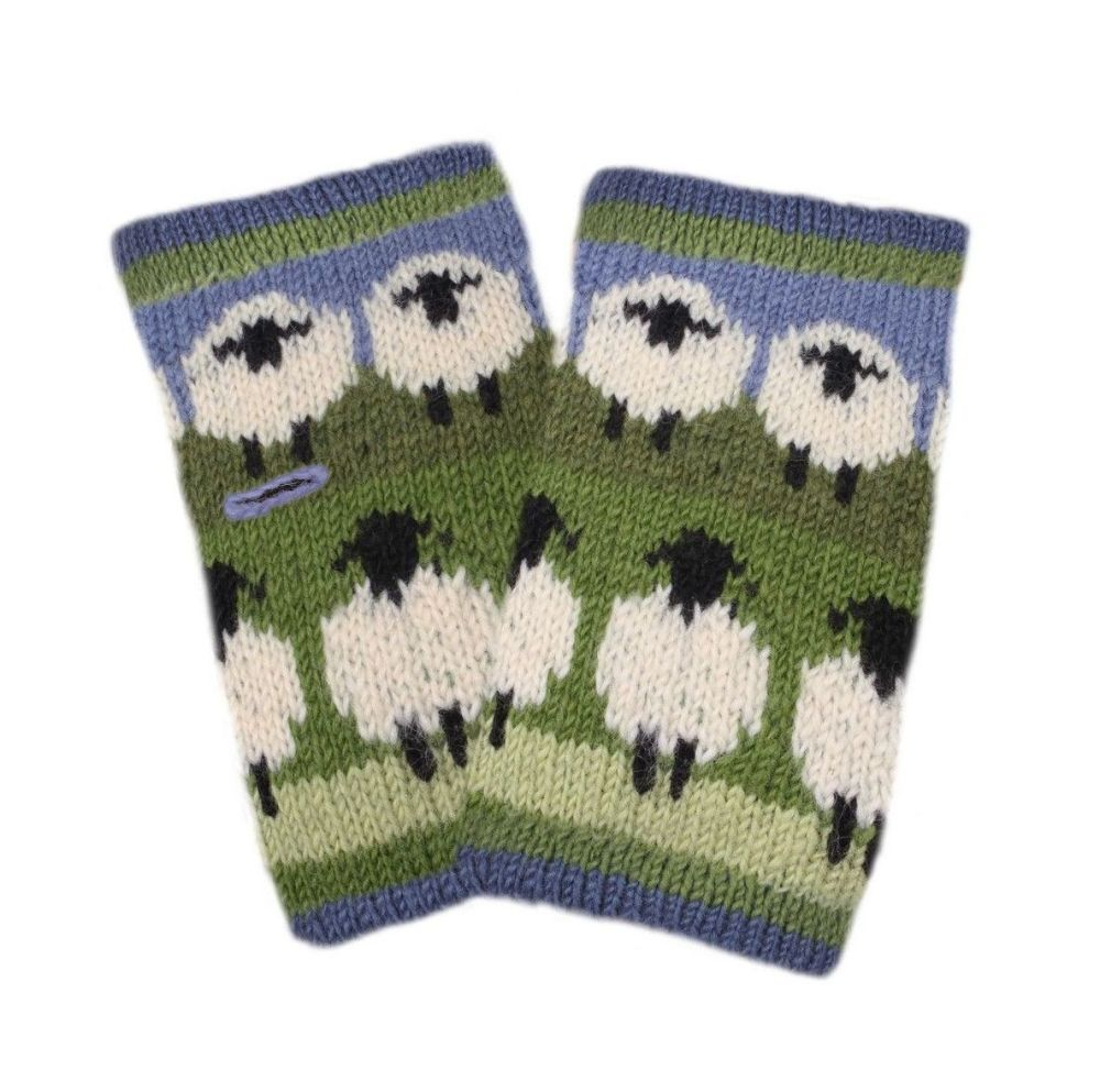 Sheep Handwarmers